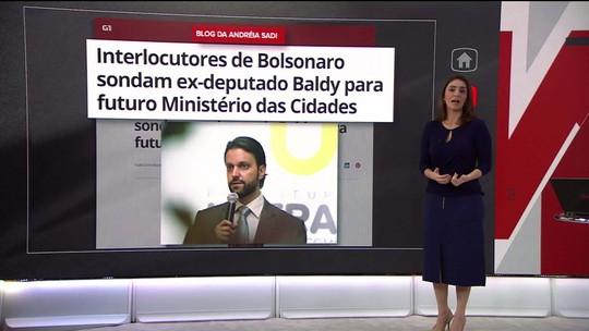 Interlocutores de Bolsonaro sondam ex-deputado Baldy para futuro Ministério das Cidades