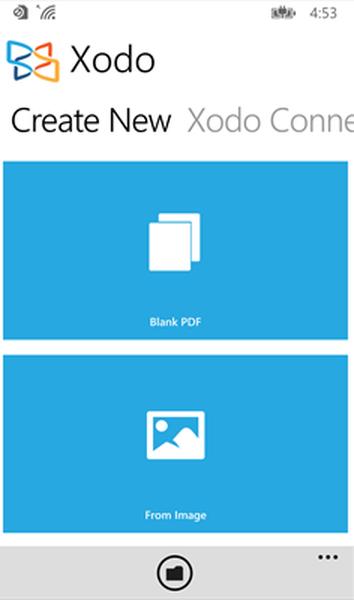 Xodo PDF Reader | Download | TechTudo