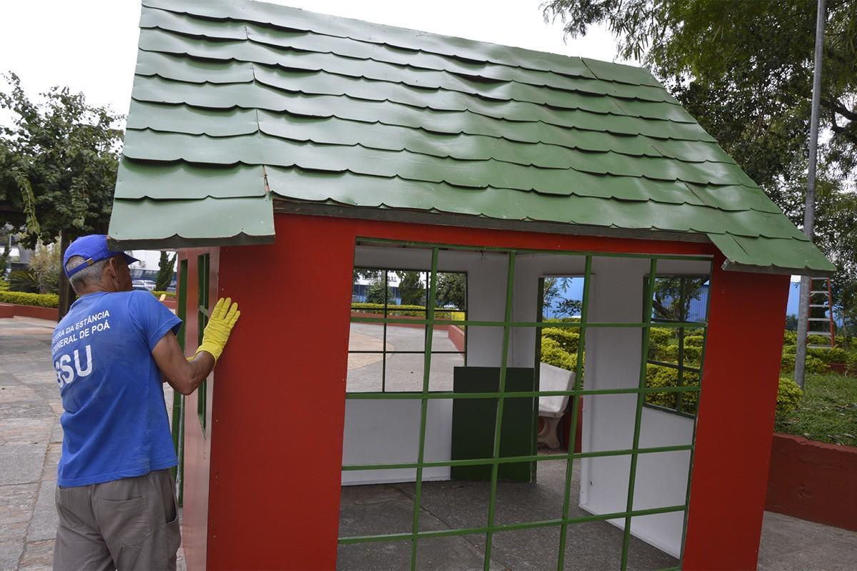 'Vila de Natal' será inaugurada neste domingo em Poá