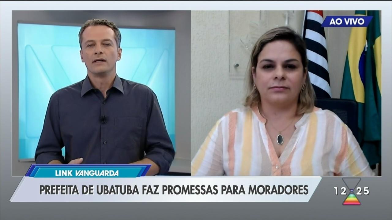 Veja as promessas para primeiro mandato da prefeita de Ubatuba