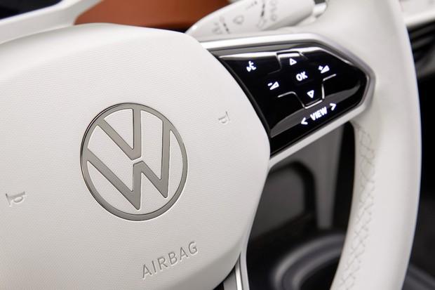 Logotipo Volkswagen (Foto: Divulgação)