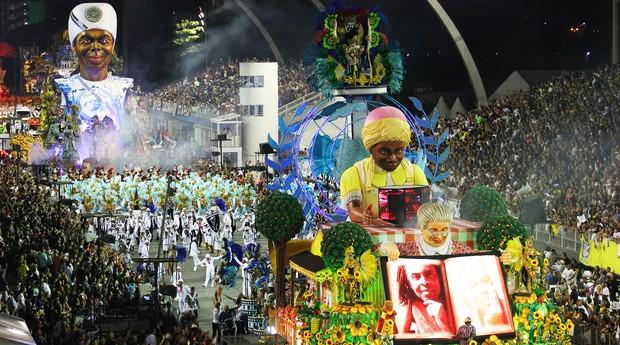 Carnaval 2018 Vai Vai  (Foto: Divulgação )