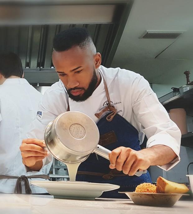 chef-joão-diamante-fazenda-culinária-museu-do-amanhã-rio-de-janeiro (Foto: Divulgação)