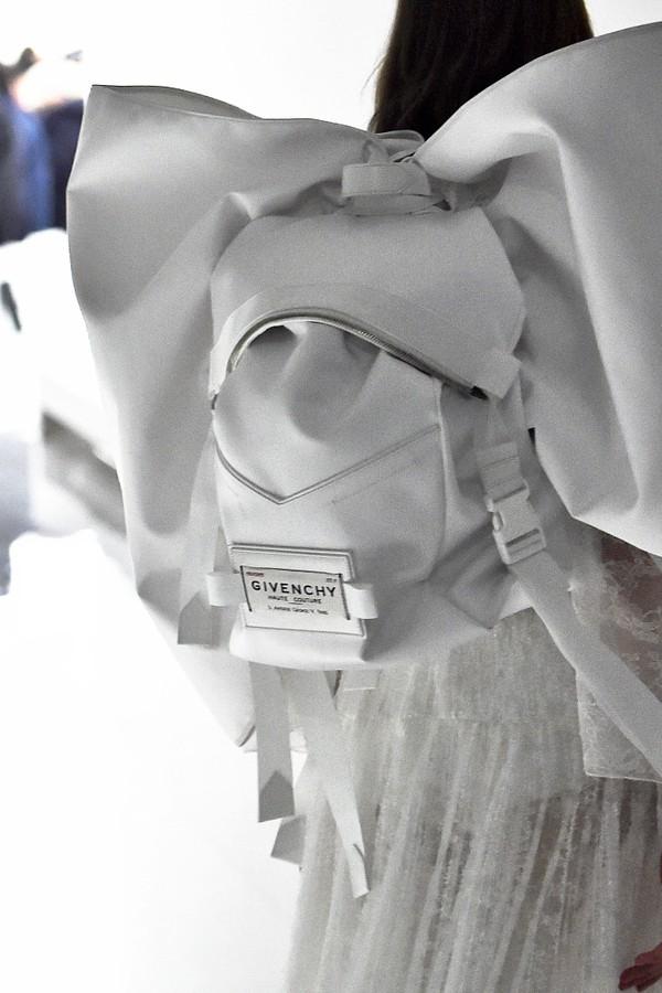 Givenchy alta costura verão 2019 (Foto: Getty Images)