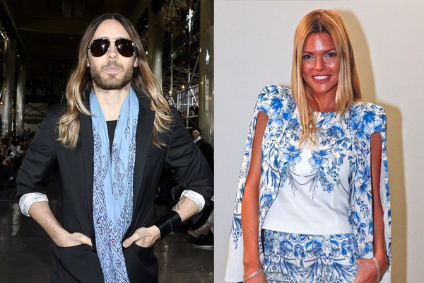 Jared Leto e Sophie Monk (Foto: Getty Images)