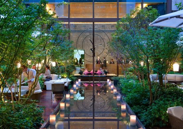 Hotel Mandarim Oriental Paris (Foto: divulgação)