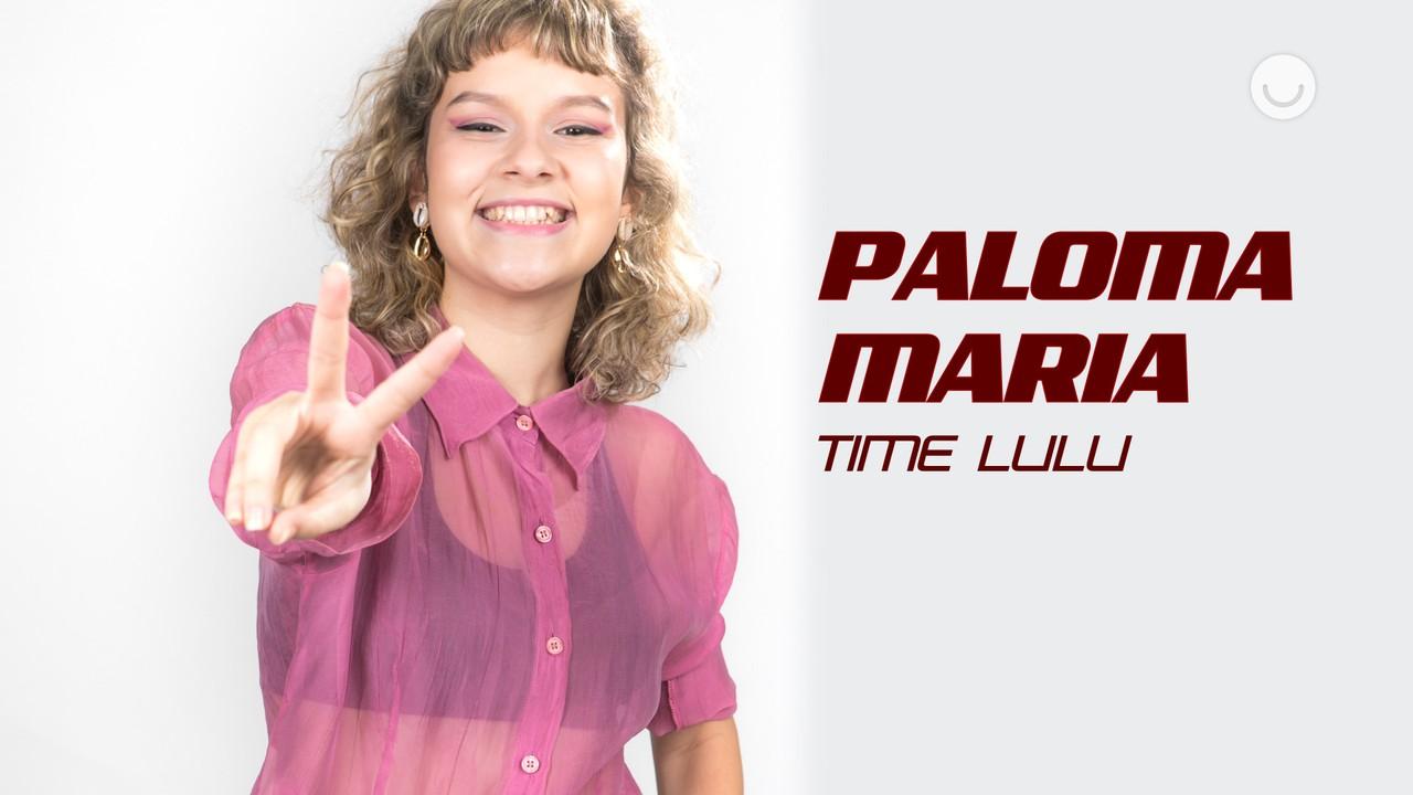 Conheça a participante Paloma Maria, do Time Lulu