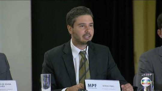 Esquema de Temer recebeu R$ 1,8 bilhão em propinas, diz MPF