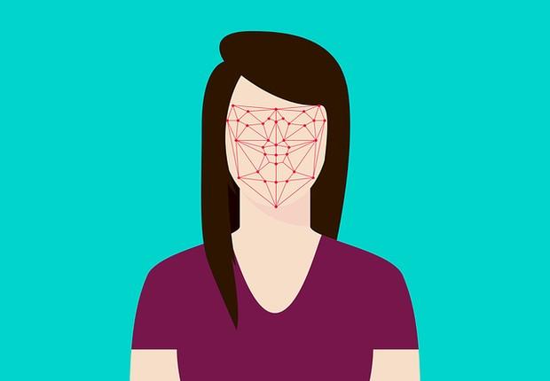 Reconhecimento facial; fisionomia (Foto: Pixabay)