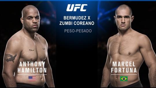 Luciano Andrade analisa Assunção x Lopez; veja lutas abertas dos brasileiros do UFC Norfolk