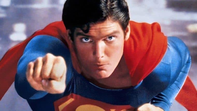Christopher Reeve interpreta o Super-Homem (Foto: Divulgação)