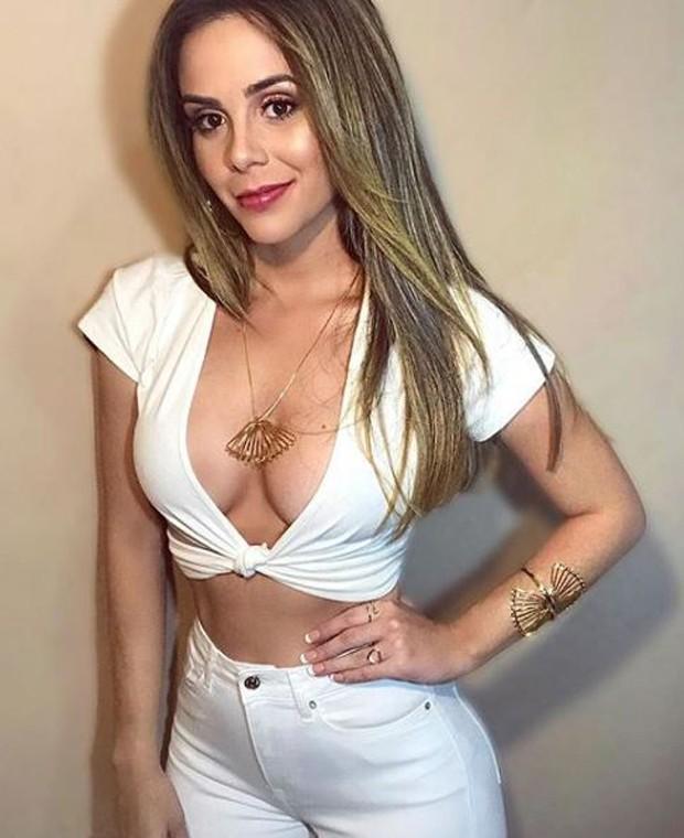 Mariana Fagundes (Foto: Reprodução/Instagram)