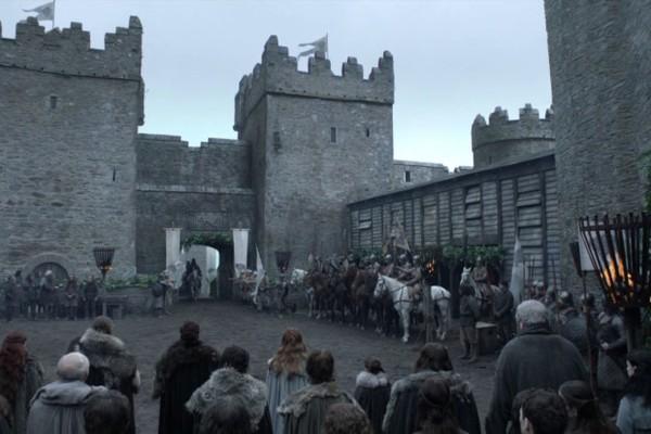 Os cenários de Game of Thrones estarão abertos a visita em 2019 (Foto: Reprodução)