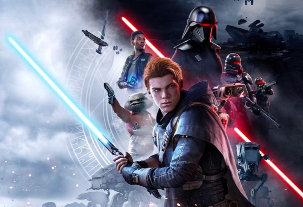 Novo jogo de Star Wars Jedi Fallen Order é focado em personagem inédito — Foto: Divulgação/EA