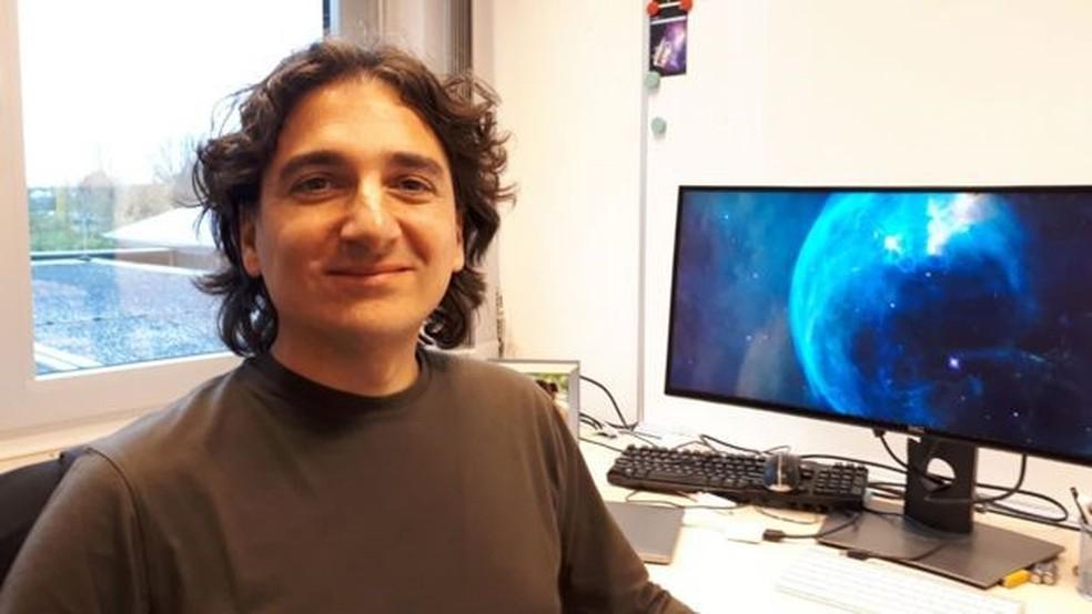 Ariel Sánchez é PhD em astronomia pela Universidade Nacional de Córdoba, na Argentina, e desde 2008 é pesquisador científico do Instituto Max Planck de Física Extraterrestre em Garching, na Alemanha — Foto: Ariel Sánchez/Arquivo Pessoal