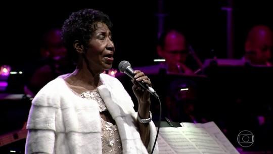 Aretha Franklin fez de música um hino do feminismo