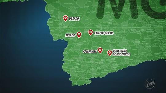 Sul de Minas já tem pelo menos 5 cidades em esquema de rodízio de água