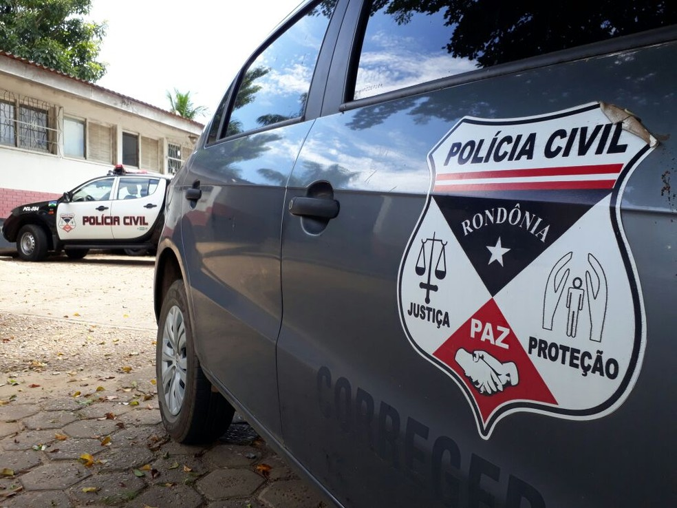 Operação está sendo realizada pela Polícia Civil — Foto: Pâmela Fernandes/Arquivo/G1