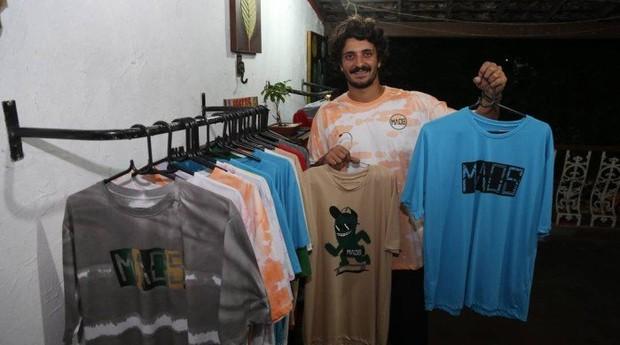 empreendedor, roupa, pet (Foto: Reprodução/Agência O Globo)