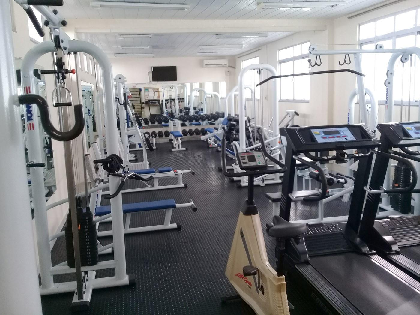 Udesc vai abrir inscrições para aulas gratuitas de musculação em Florianópolis