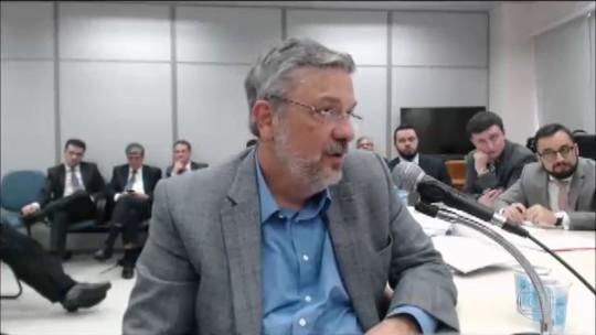 Palocci diz a Moro que Lula tinha pacto de sangue com a Odebrecht