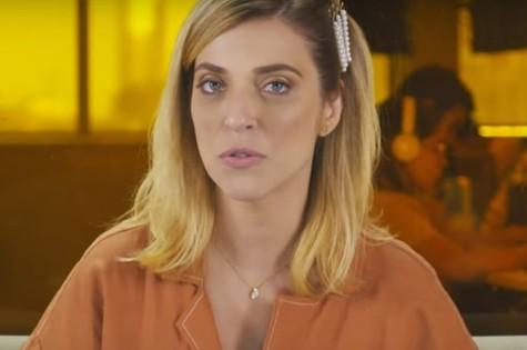 Julia Rabello no 'Fale conosco', do GNT (Foto: Reprodução)