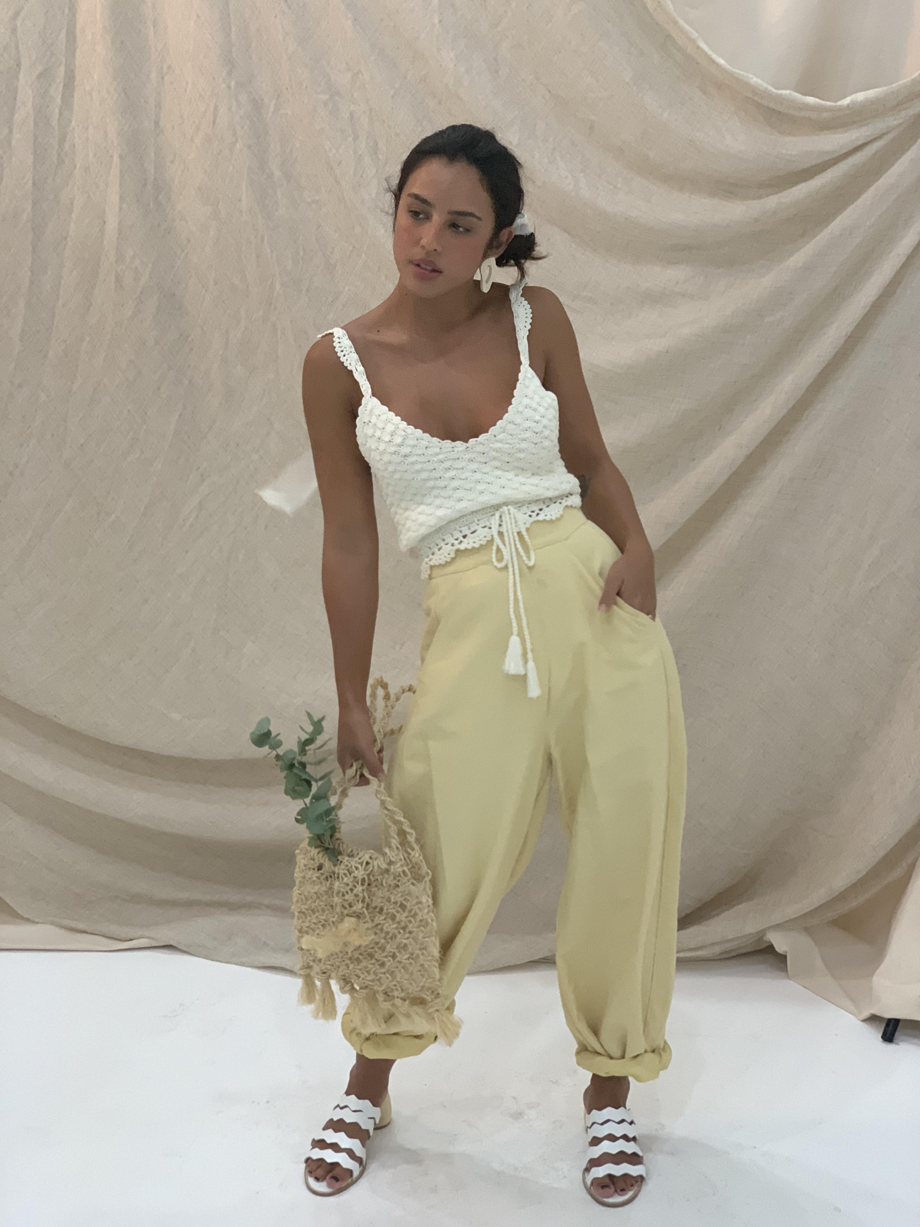 Yanna Lavigne em ensaio de moda para Glamour (Foto: Renata Telles)