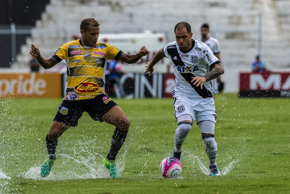 Novorizontino segue na disputa do Campeonato Paulista (Foto: Fabio Leoni / Ponte Press)