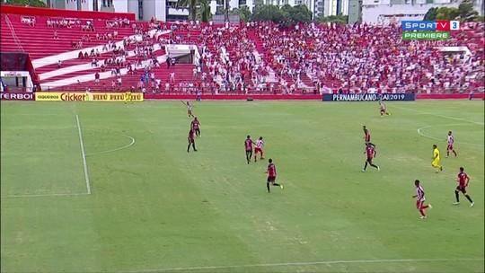 Márcio Goiano ressalta uso de jogadores formados na base do Náutico