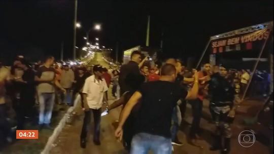 Ladrão e policial ficam feridos durante assalto no Paraná