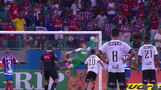 Melhores momentos: Bahia 3 x 3 Botafogo pela 11ª rodada do Campeonato Brasileiro