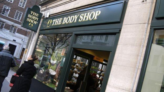 Rede The Body Shop também foi adquirida pela Natura, em 2017 (Foto: Divulgação)