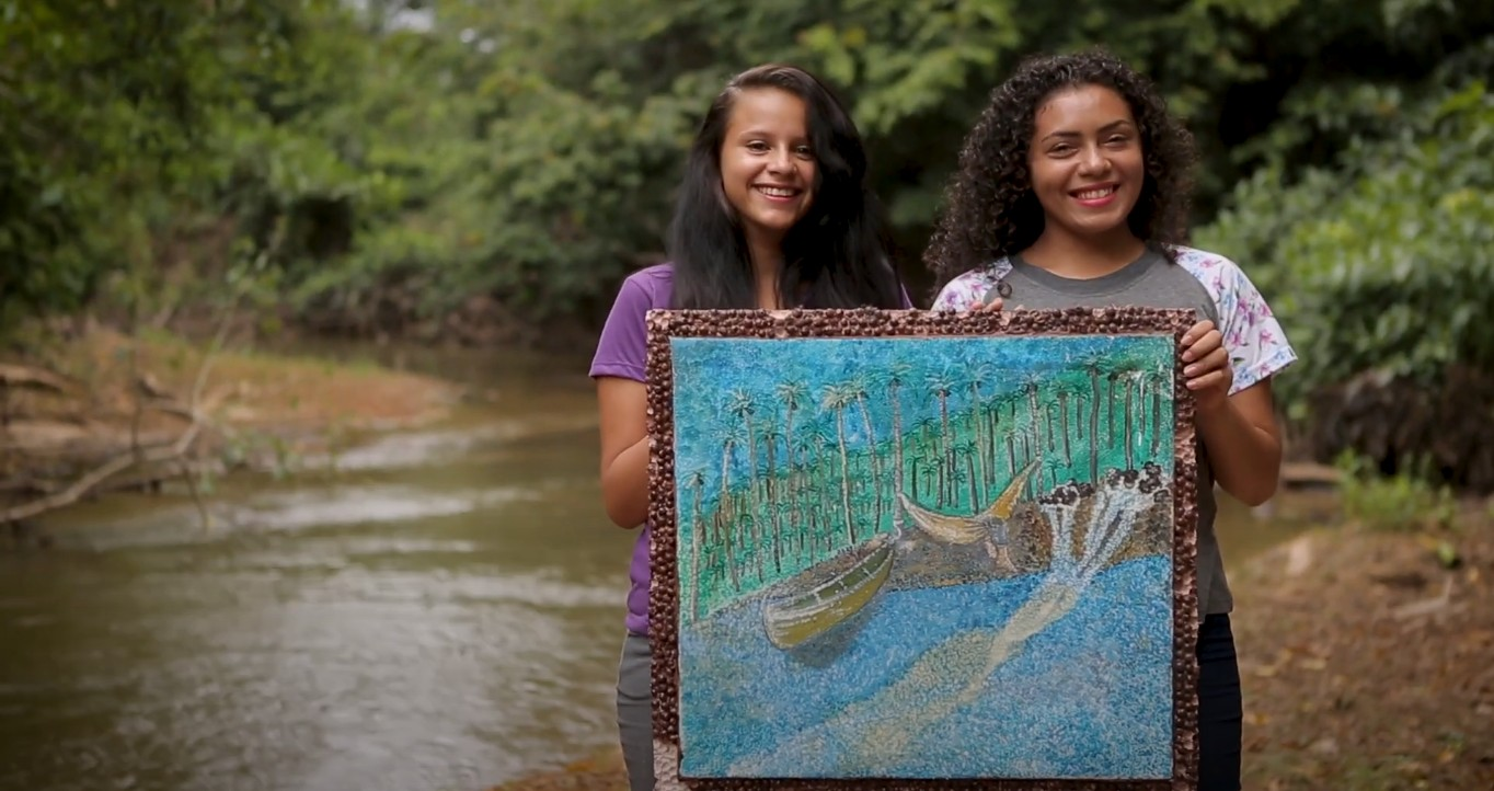 Projeto de estudantes de Jacundá, no Pará, é destaque em exposição na sede da ONU, na Suíça