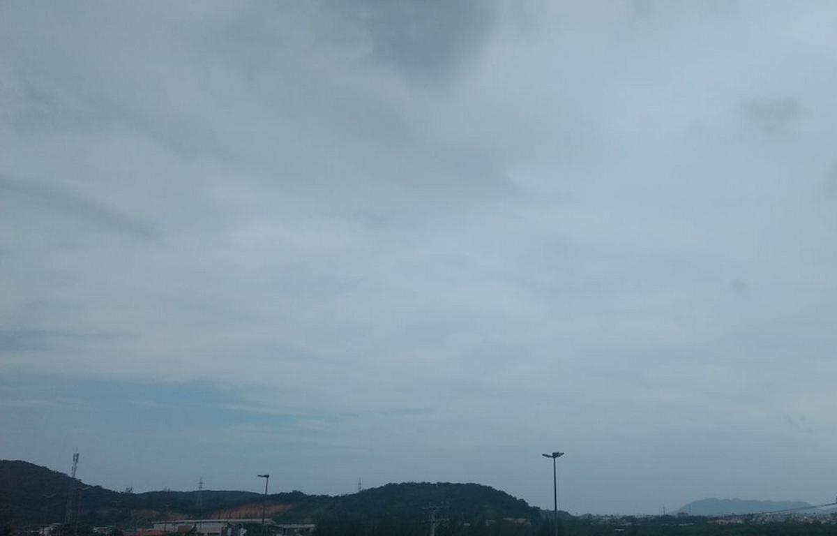 Inmet emite alerta de chuva forte para cidades do interior do RJ