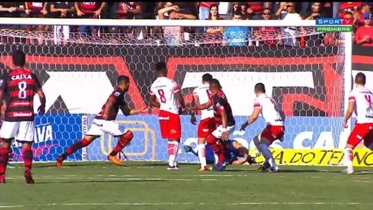 Atlético-GO x Vila Nova - Campeonato Brasileiro Série B 2018 - globoesporte.com