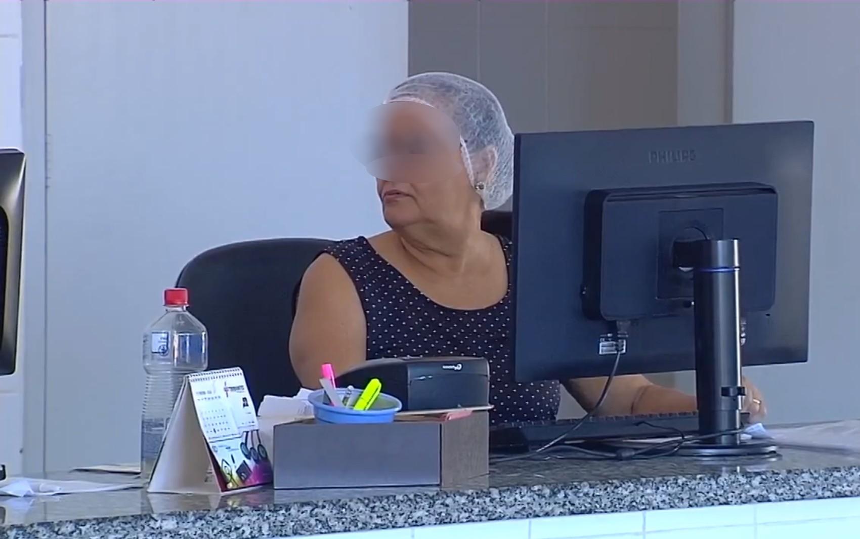Secretaria de Saúde determina que servidores administrativos não precisam de equipamentos de proteção contra o coronavírus em Cais de Goiânia