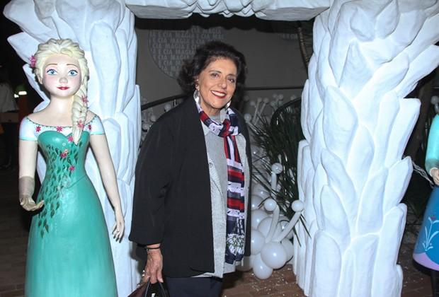 Leda Nagle (Foto: Manuela Scarpa/Brazil News)