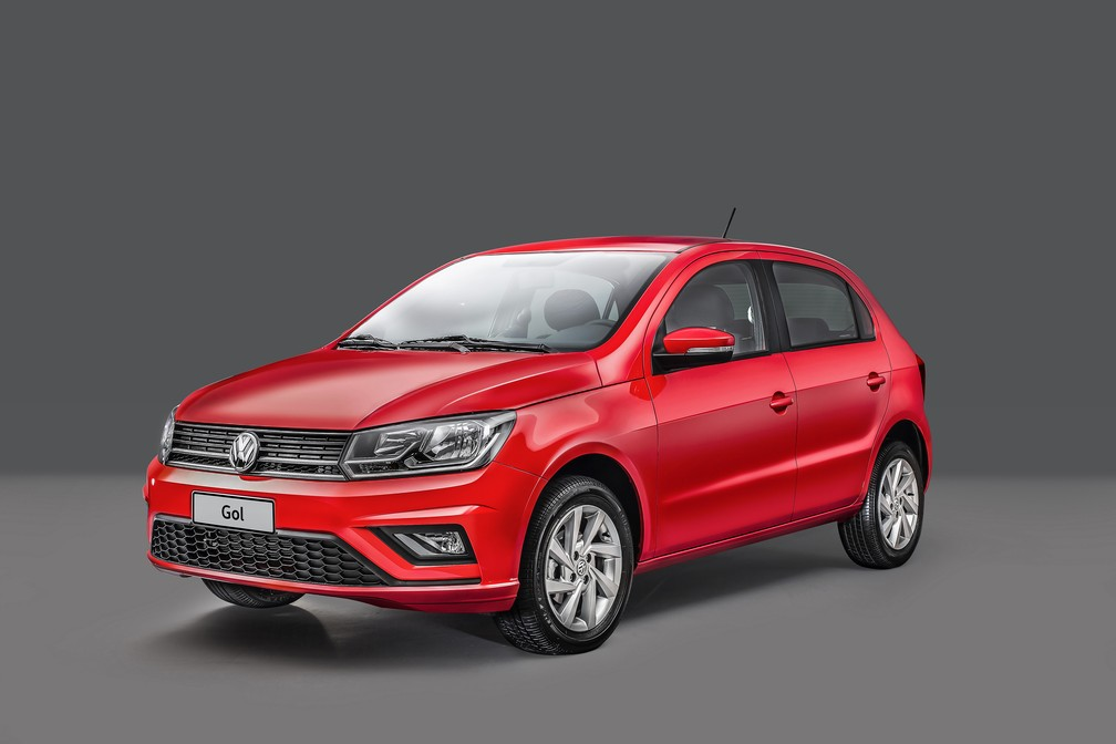 Volkswagen Gol 2019 (Foto: Divulgação)