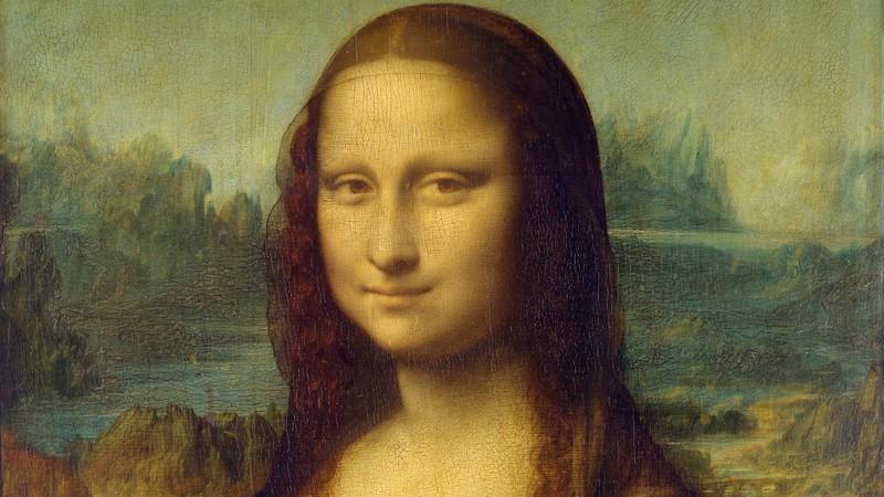 Supostos restos de Mona Lisa foram encontrados em um convento (Foto: Leonardo da Vinci/Domínio Público)