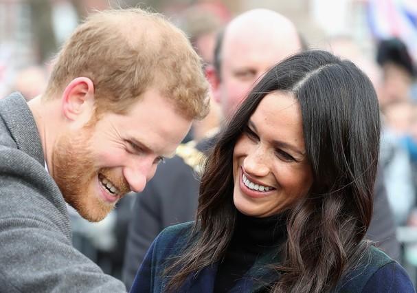 Príncipe Harry e Meghan Markle (Foto: Reprodução Instagram)