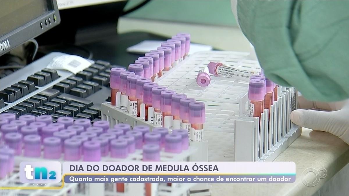 Cadastro para ser doador de medula óssea pode ser feito no Hemonúcleo de Sorocaba