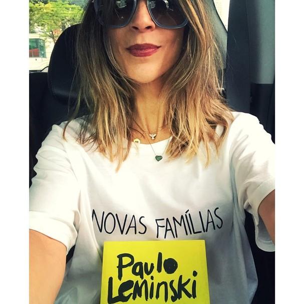 Sarah Oliveira (Foto: Reprodução / instagram)