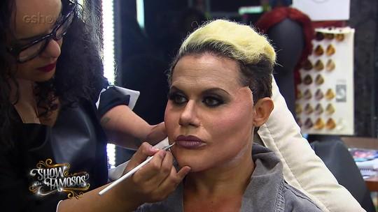 'Show dos Famosos': confira os ensaios do Grupo 2 para a semifinal
