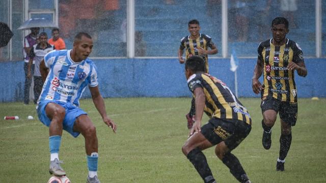 Paysandu 1 x 0 Castanhal - Campeonato Paraense 2020 rodada 8 ...