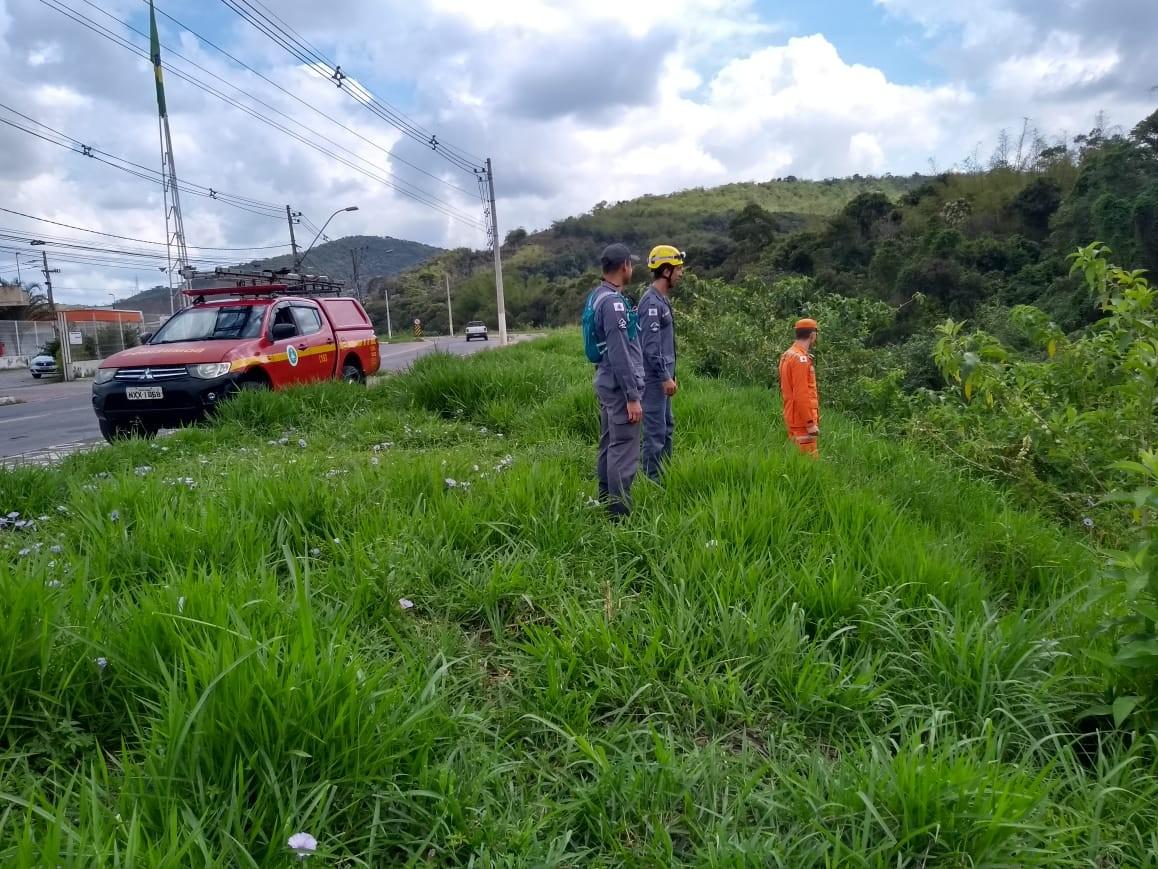 Corpo encontrado no Paraibuna é de jovem que estava desaparecido em Juiz de Fora  - Notícias - Plantão Diário