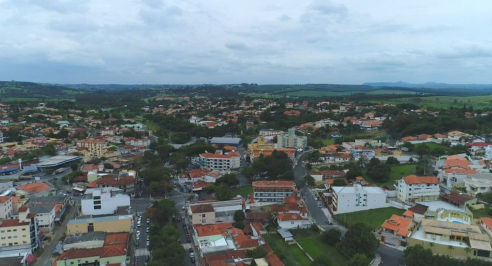 Águas de São Pedro está entre cidades que registraram queda no IPM na região — Foto: Reprodução/EPTV