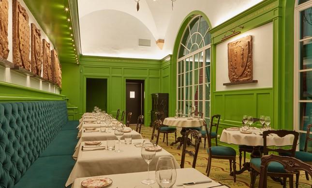 O restaurante foi inaugurado em janeiro deste ano em Florença