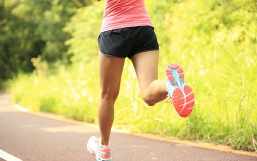 Corra por você