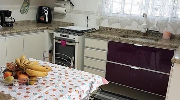 cozinha (Foto: Reprodução/instagram/donade_casa)