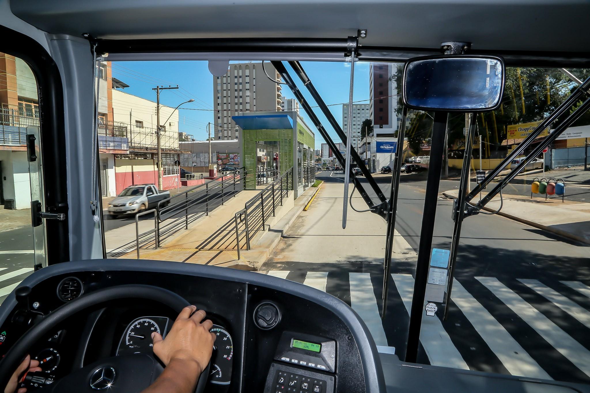 Ônibus têm funcionamento especial neste fim semana para as festas dos 200 anos de Uberaba